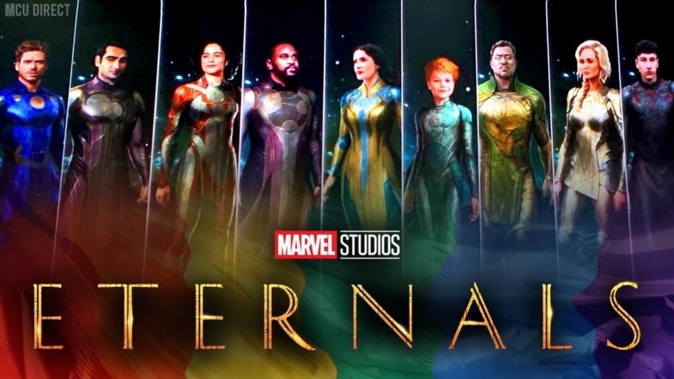 Deze acteur is blij met uitstel Marvel-film 'Eternals'