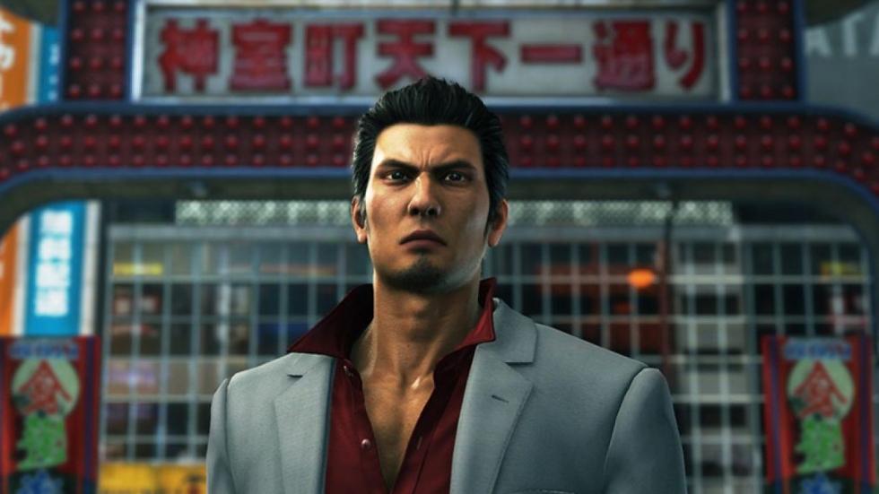 Gamereeks 'Yakuza' van Sega wordt een film!