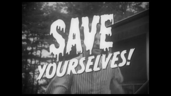Save Yourselves! retro-trailer