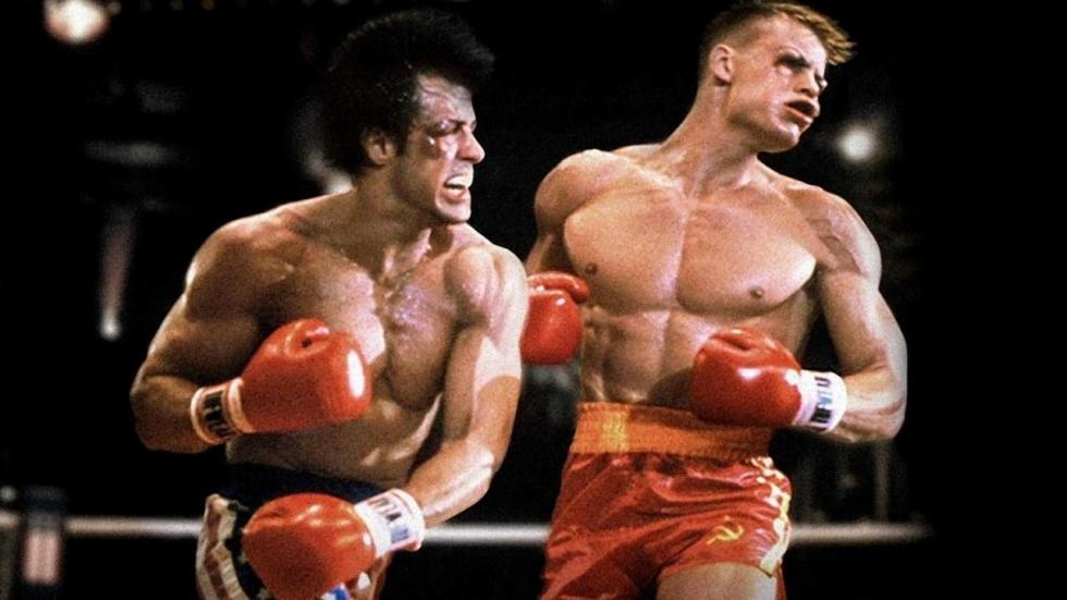Sylvester Stallone werkt enthousiast aan nieuwe versie van 'Rocky IV'