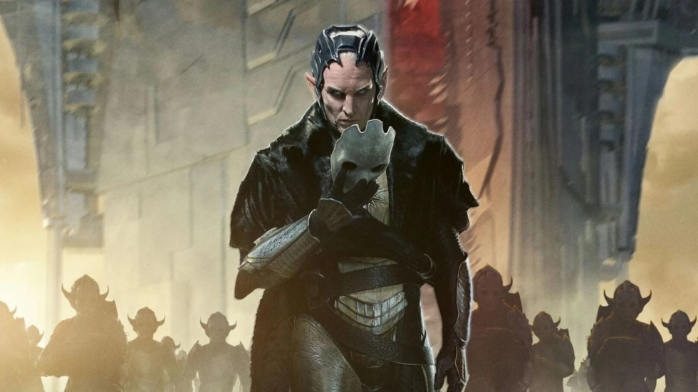'Thor: The Dark World' concept art toont sinistere versie van schurk Malekith