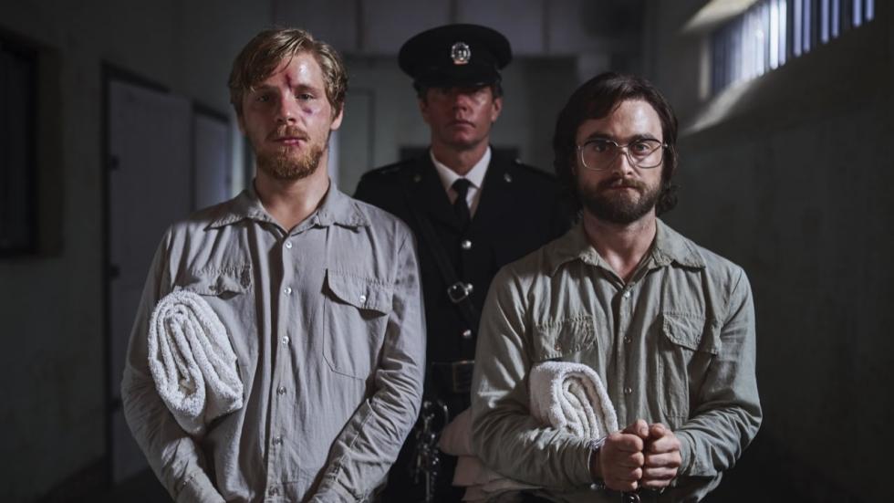 'Escape from Pretoria': Opnieuw een uitstekende film van Daniel Radcliffe [Blu-ray]