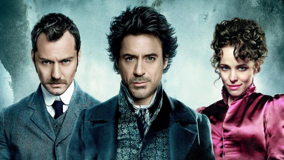 'Sherlock Holmes 1 & 2' - de herdefinitie met Robert Downey Jr. [Blu-ray]