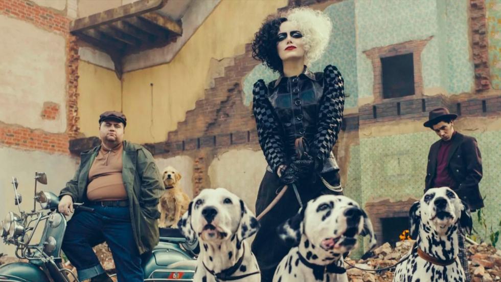 Nieuw plotdetails van 'Cruella' met Emma Stone bekendgemaakt!