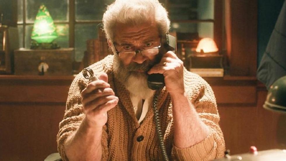 Trailer 'Fatman': Mel Gibson als dodelijk kerstman!