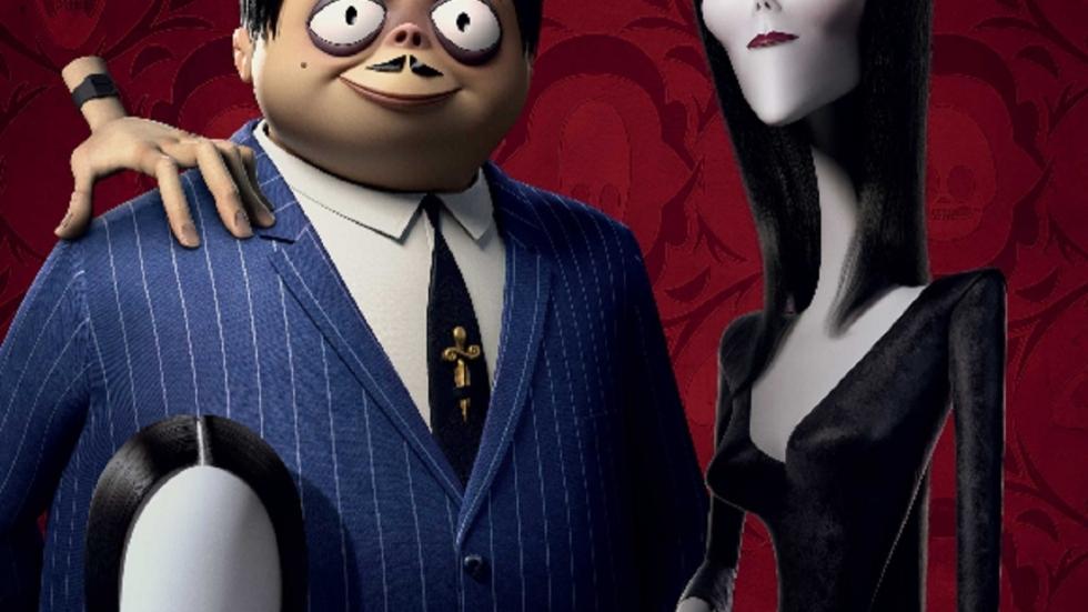 Grappige teaser/poster voor 'The Addams Family 2' vol sarcasme en zelfspot