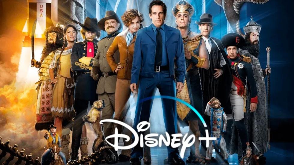 'Night At The Museum: Kahmunrah Rises Again' is nieuwe animatie sequel op Disney+
