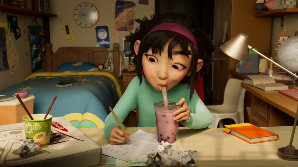 Netflix wil flink wat animatiefilms per jaar gaan maken!