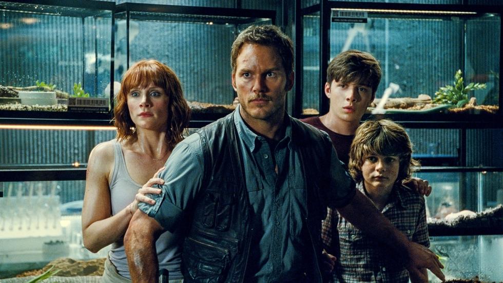 Verrassingen op foto's 'Jurassic World: Dominion'