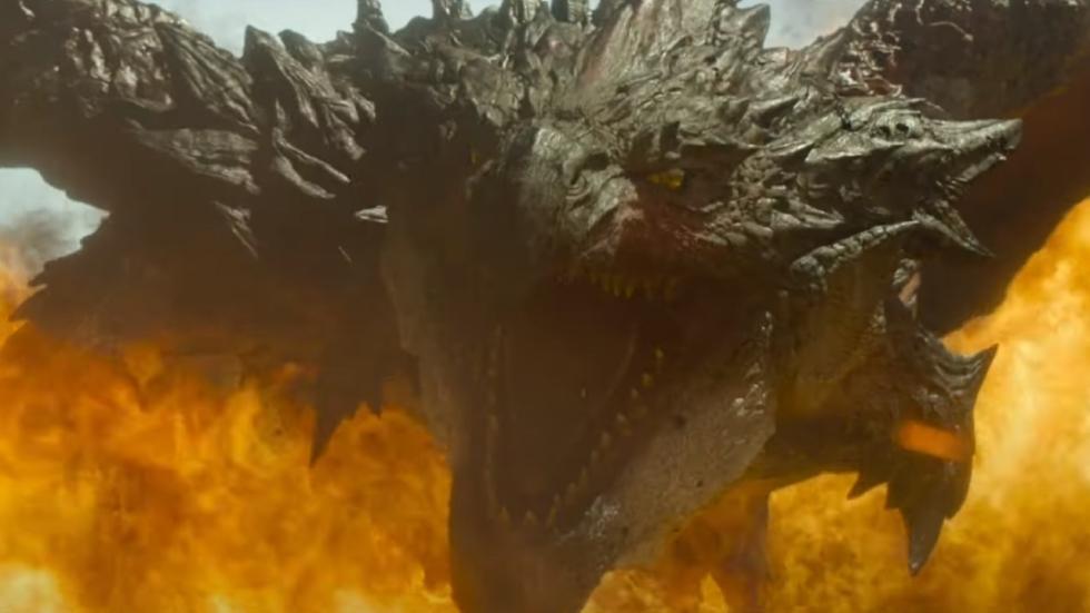 Eerste trailer 'Monster Hunter' met ENORME monsters!