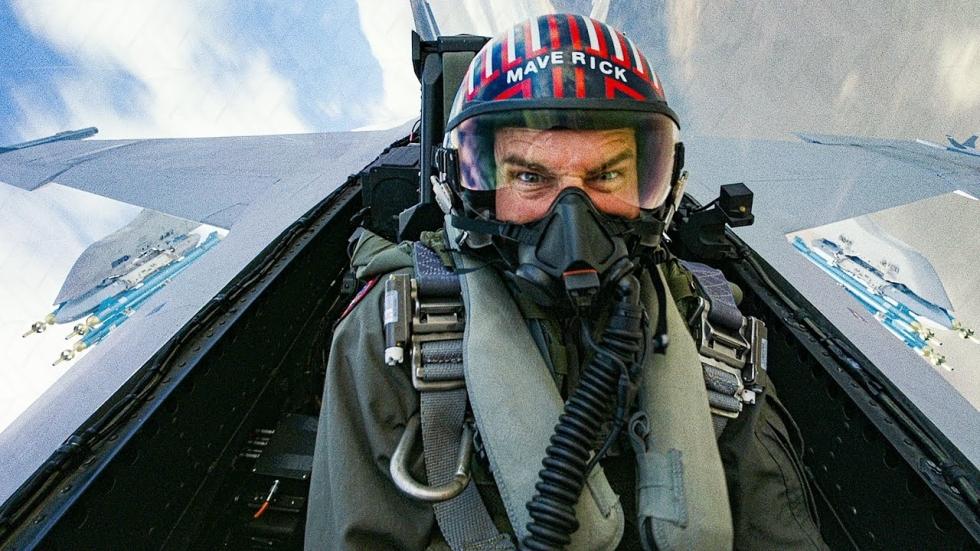 Tom Cruise krijgt nu al zijn eerste erkenning voor 'Top Gun: Maverick'
