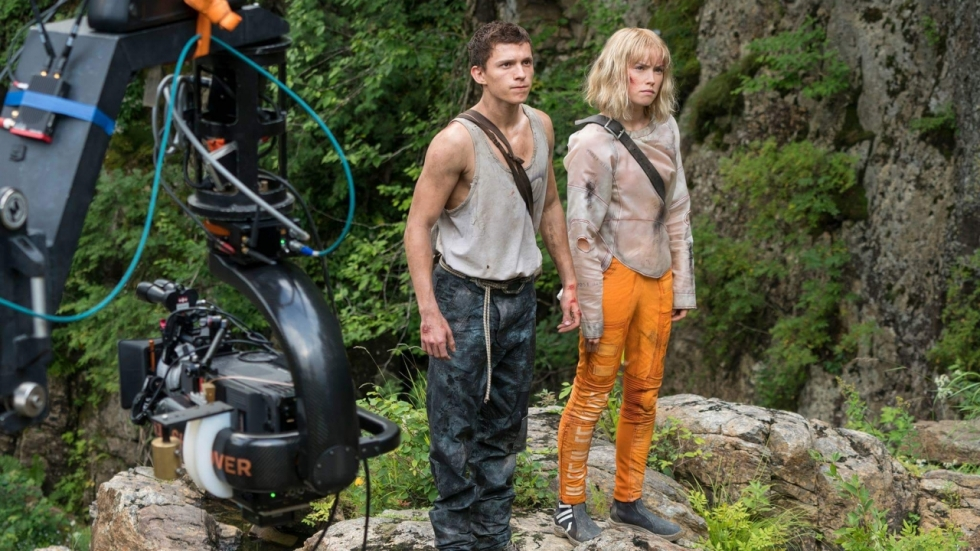 Eerste trailer 'Chaos Walking' met Tom Holland en Daisy Ridley gelekt