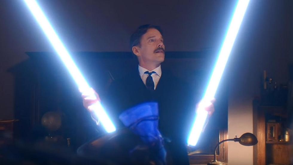 'Tesla' - De energierijke biopic met Ethan Hawke! Of toch net iets anders? [Blu-ray]