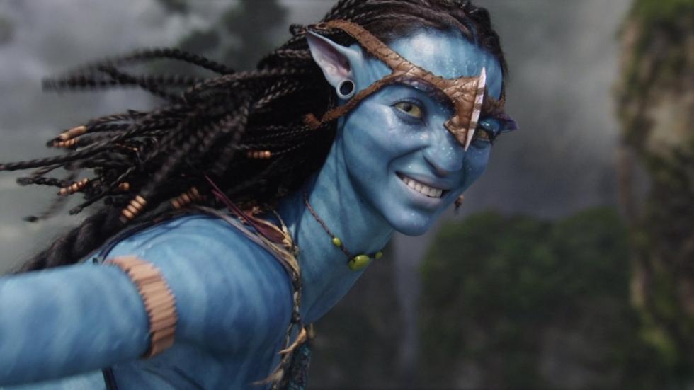 Strakke gezichten op foto 'Avatar 2'