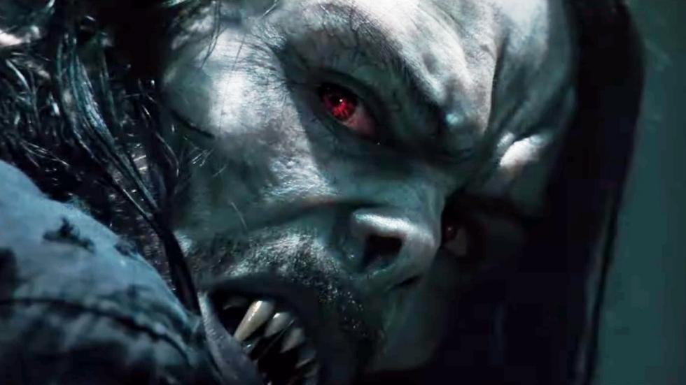 Superkrachten 'Morbius' per ongeluk onthuld