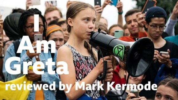 Kremode and Mayo - I am greta reviewed by mark kermode