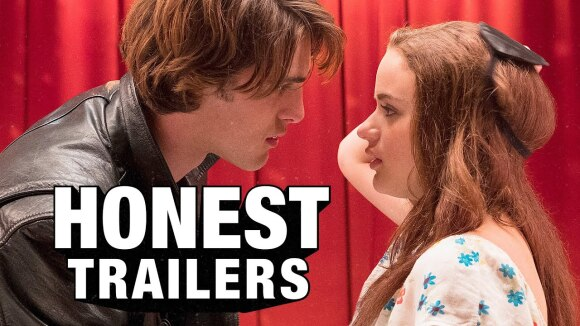 ScreenJunkies - Honest trailers | the kissing booth