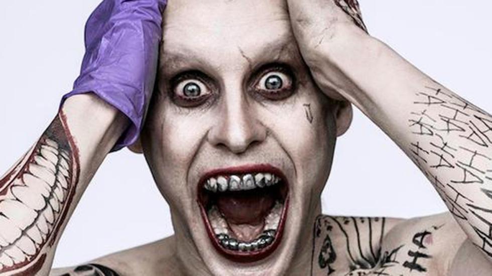 Wow! Jared Leto tekent voor 'Zack Snyder's Justice League'