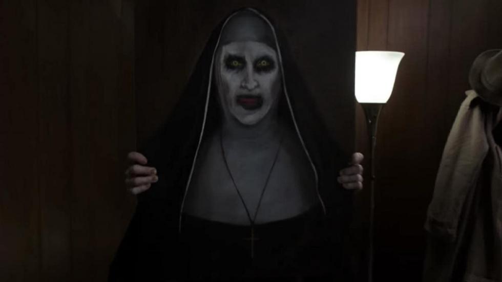 Brrrrr! Dit was eerst de demon in 'The Conjuring 2' vóór The Nun