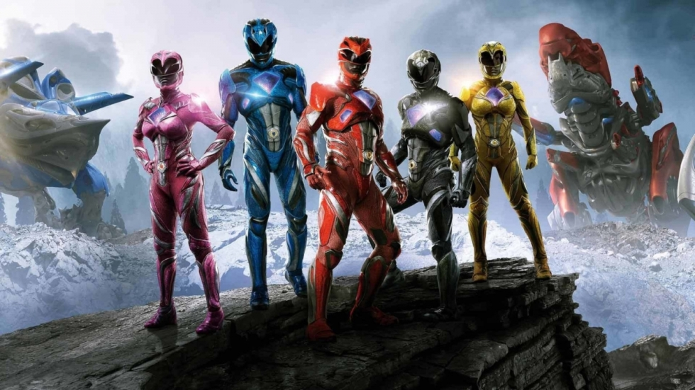 'Power Rangers'-reboot zet een volgende stap