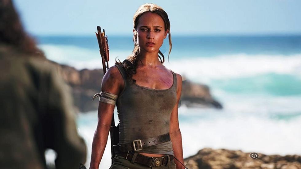 Slecht nieuws voor 'Tomb Raider' sequel met Alicia Vikander