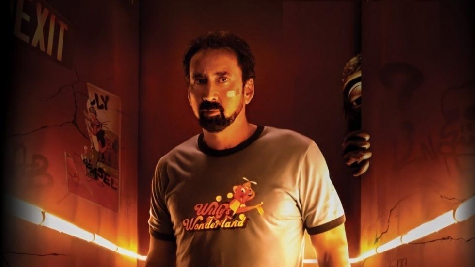 Nicolas Cage hakt erop los in trailer 'Willy's Wonderland'