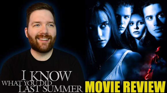 Chris Stuckmann - I know what you did last summer - movie review