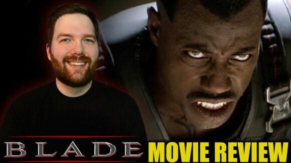 Chris Stuckmann - Blade - movie review
