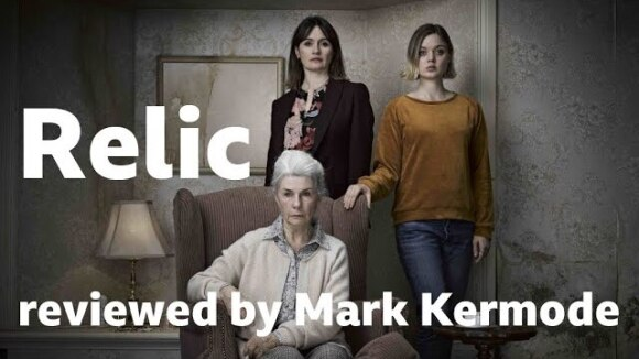 Kremode and Mayo - Relic reviewed by mark kermode