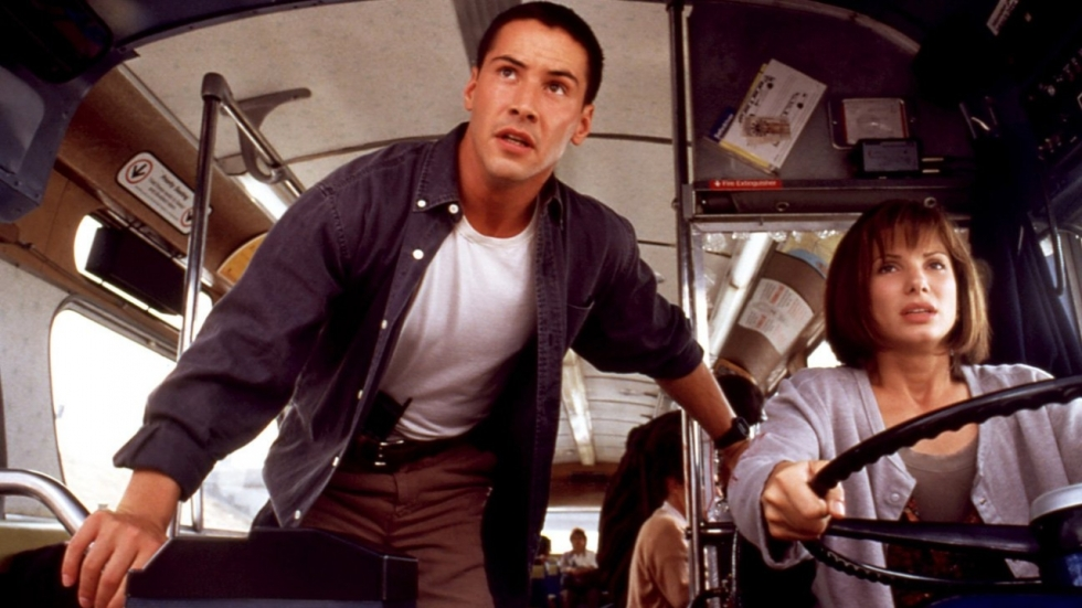 Keanu Reeves heeft lot 'Speed'-franchise in handen