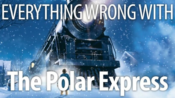 CinemaSins - Everything wrong with the polar express in 12 minutes or less