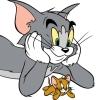 Grappige posters voor 'Tom & Jerry' met Chloë Grace Moretz