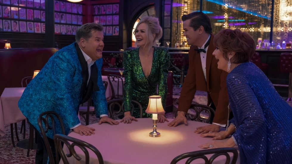 Meryl Streep rapt in nummer van 'The Prom'