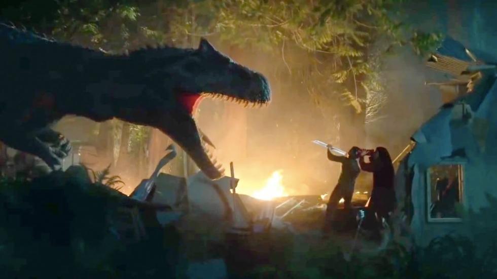 Deze dinosaurus debuteert straks in 'Jurassic World: Dominion'
