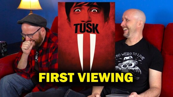Channel Awesome - Tusk - first viewing