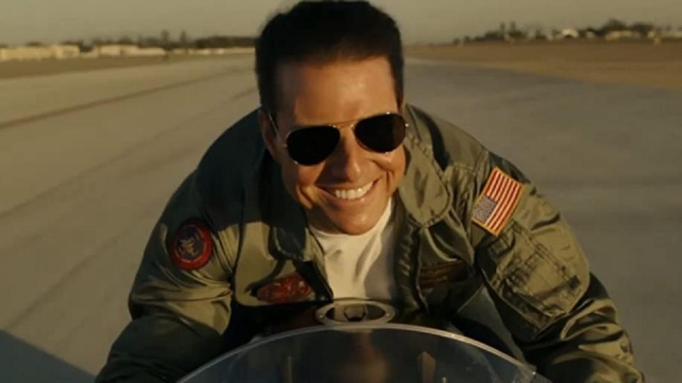 En zo hoort het: 'Top Gun Maverick' gebruikt géén green screens