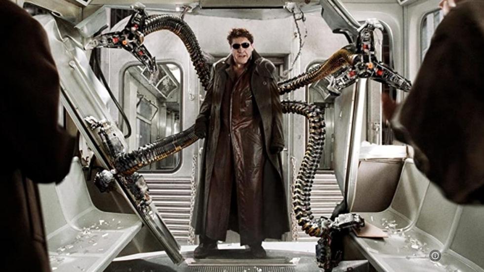 Geruchtenmolen: Alfred Molina terug als Doctor Octopus in 'Spider-Man 3'