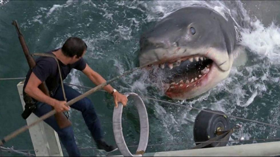 'Jaws' - de ooit zo gevreesde monsterfilm [Blu-ray]