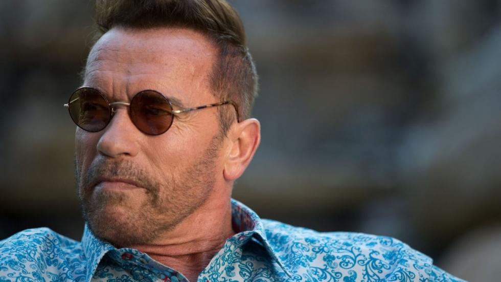 Arnold Schwarzenegger is nog altijd übercool