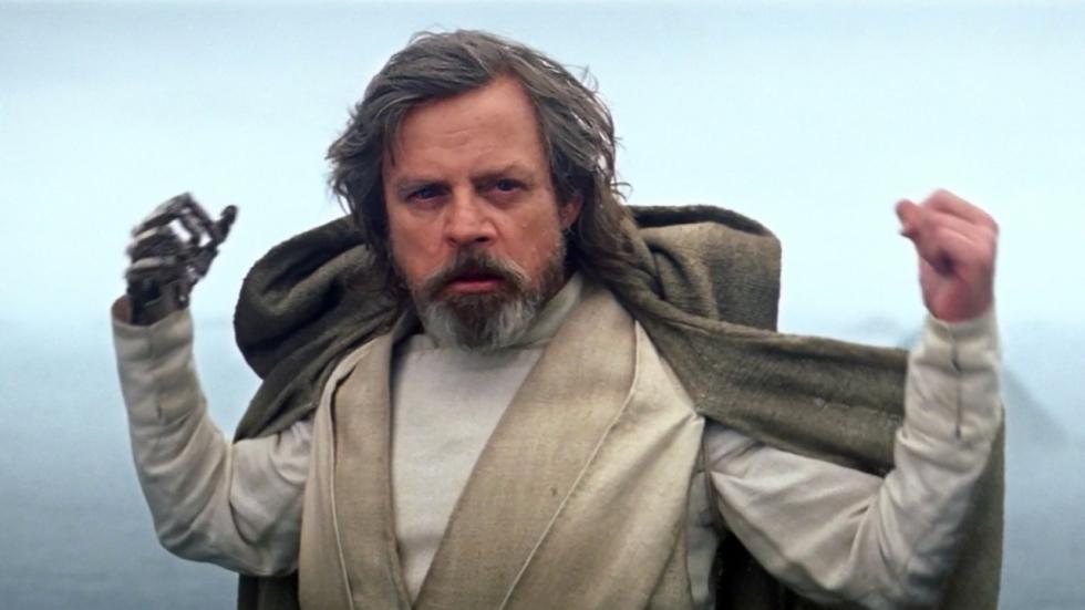 Disney passeert Mark Hamill voor Luke Skywalker-rol