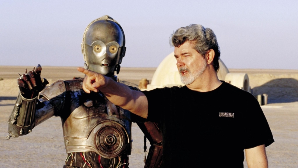 Waarom verkocht George Lucas 'Star Wars' nou aan Disney?