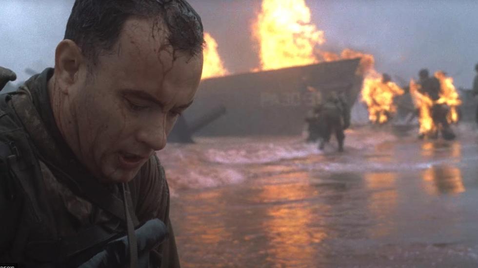 Legendarische filmopeningen: Saving Private Ryan (1998)