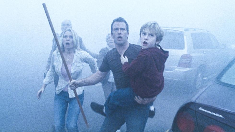 'The Mist' - de film vs. het boek