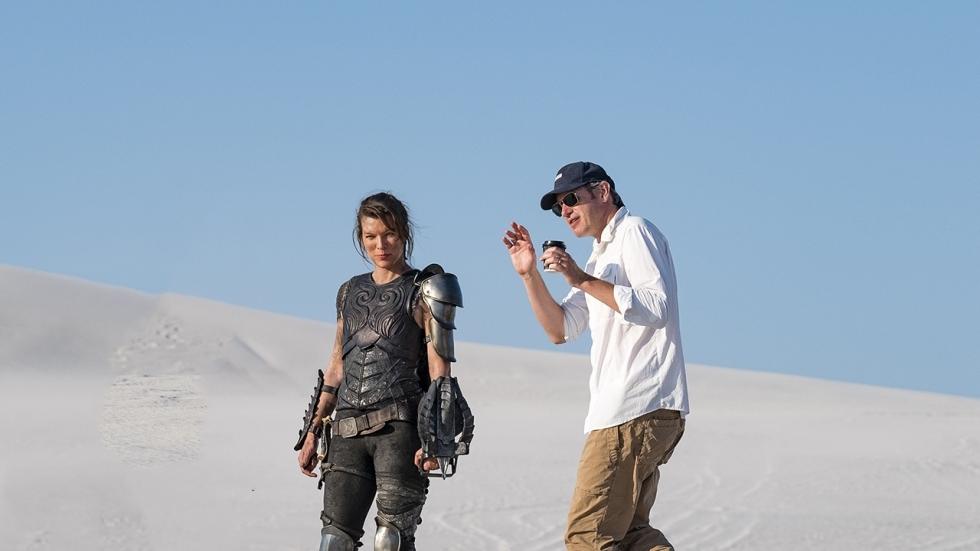 Interview: FilmTotaal beeldbelt met Milla Jovovich en Paul W.S. Anderson over 'Monster Hunter'