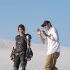 Interview: FilmTotaal beeldbelt met Milla Jovovich en Paul W.S. Anderson over 'Monster Hunter'