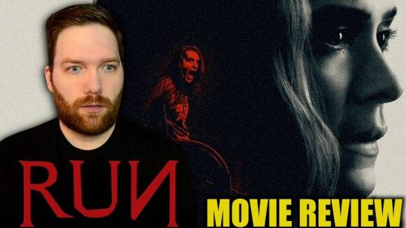 Chris Stuckmann - Run - movie review