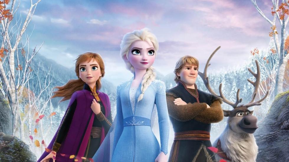 Het plan van Disney voor 'Frozen' was in eerste instantie totaal anders