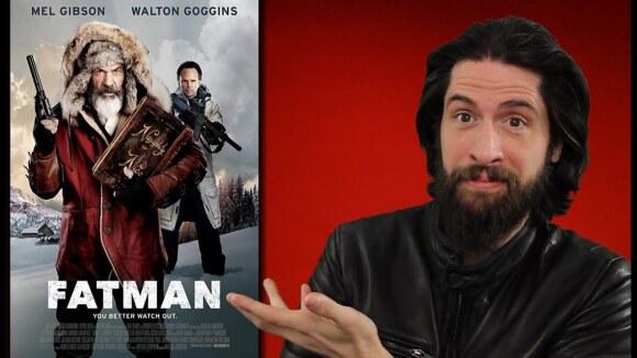 Jeremy Jahns - Fatman - movie review