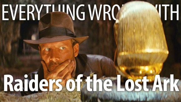 CinemaSins - Everything wrong with raiders of the lost ark in 16 minutes or less