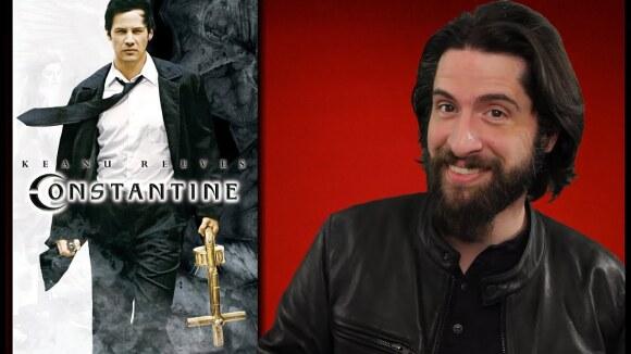Jeremy Jahns - Constantine - movie review
